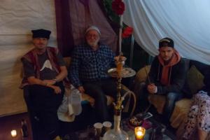 Shisha-Lounge