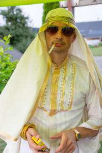 Scheich bin Zayed al Nahyan